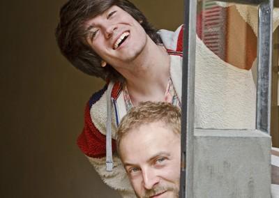 Andrea e Diego foto per locandina