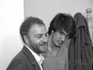foto di scena cortometraggio Lo Scrivente