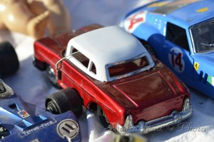 automobili gioccattolo fotografia ravvicinata