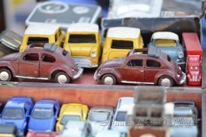 modellini di automobile