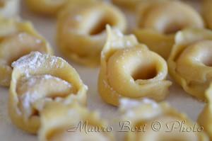 Cappellacci zucca tortellini pasta ripiena fatta in casa