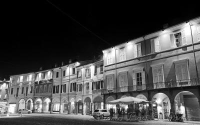 Cesena Piazza del Popolo