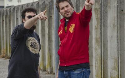 I registi Francesco Tedde e Alessandro Tedde