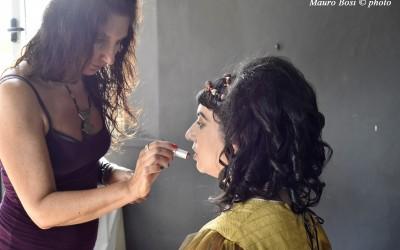 Anna Agati è Leucote in Clizia