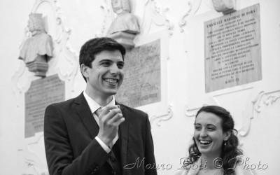 Daniele e Michela, Matrimonio a Ravenna in Municipio