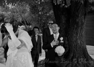 Matrimonio, la finta sposa