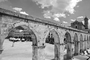 Acquedotto a Sulmona