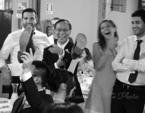 festa nuziale Le Aie Milano marittima