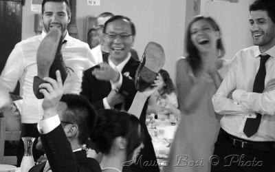 Festa di matrimonio a Le Aie, Milano Marittima