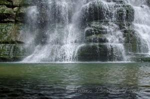 Cascata torrente Alferello