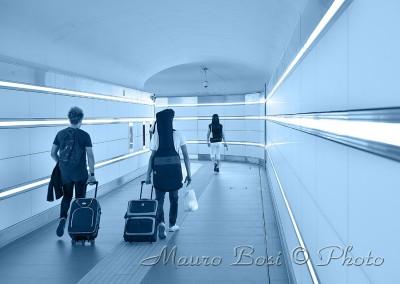 Bologna Stazione sottopassaggio