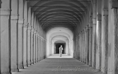 Comacchio, portico