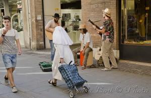 MUsicisti per strada