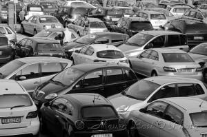 Ravenna parcheggio pieno