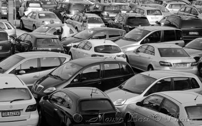 Ravenna parcheggio in Piazza Kennedy
