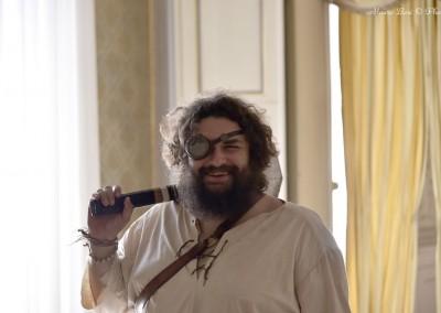Vulcano alias Stefano Pelloni