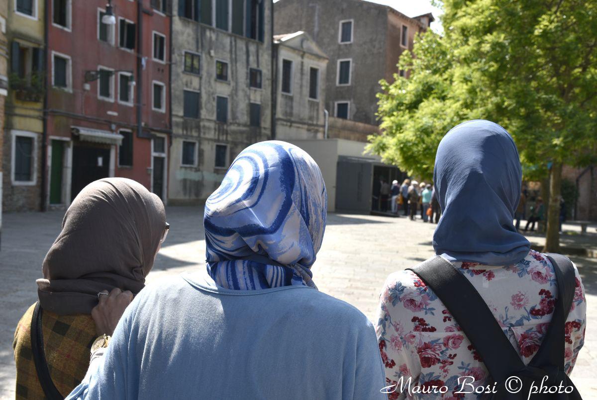 Donne-Marocchine-Venezia-Ghetto