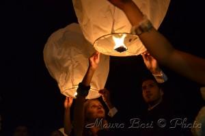 Lanterne Cinesi festa matrimonio