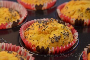 Muffin ai semi di papavero