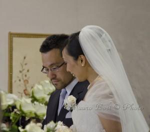 Sposi giapponesi San Pietro in Campiano