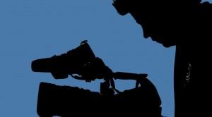 Video operatore silhouette