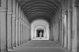Via di Comacchio porticata